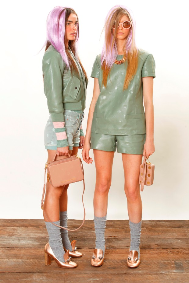 MARC BY MARC RESORT 2013 NEW YORK 6/4/2012