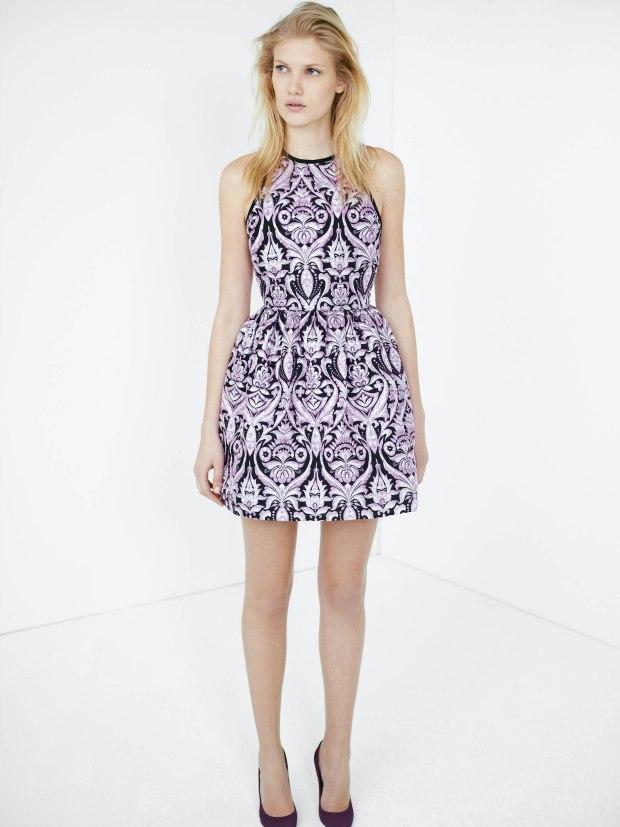 Manoush Purple Dress