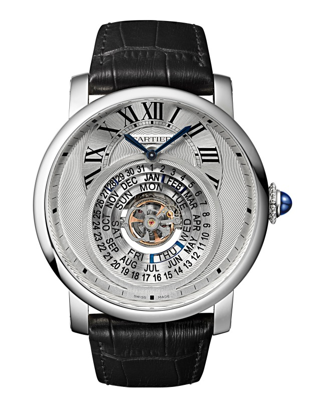 Cartier Tourbillion