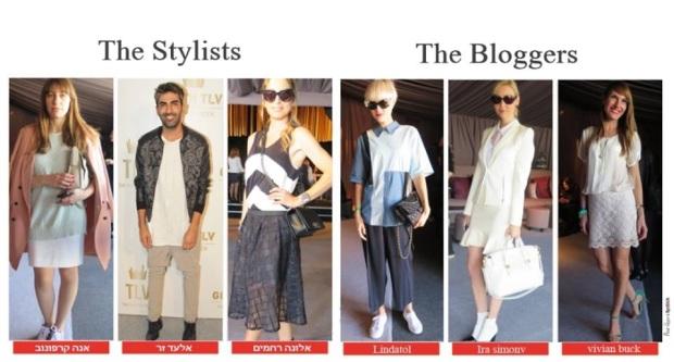 אירה סימונוב בלוגריות האופנה הטובות ביותר שבוע האופנה גינדי 2014