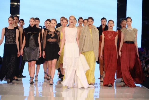 Gindi Fashion Week 2014 Dorin Franfurt Models דורין פרנקפורט שבוע האופנה גינדי
