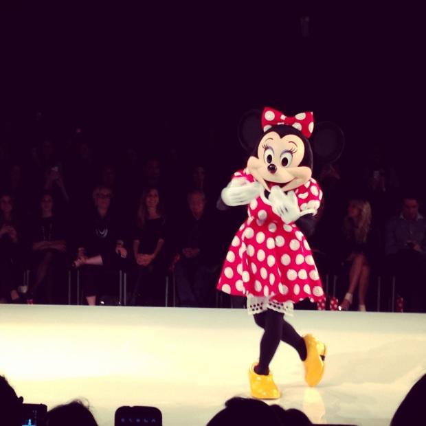 דיסני משאלת לב גינדי שבוע האופנה 2014 תל אביב