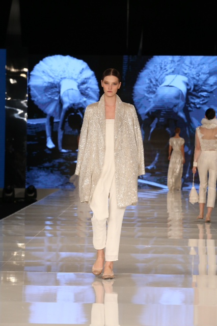 Gindi Fashion Week 2014 lee grebenau לי גרבינאו שבוע האופנה גינדי