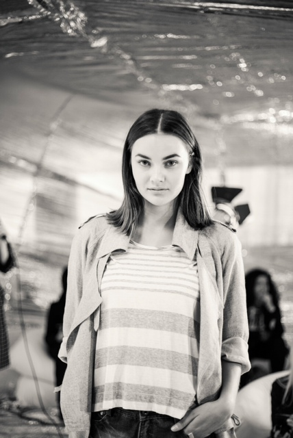 Maya Negri show model 2