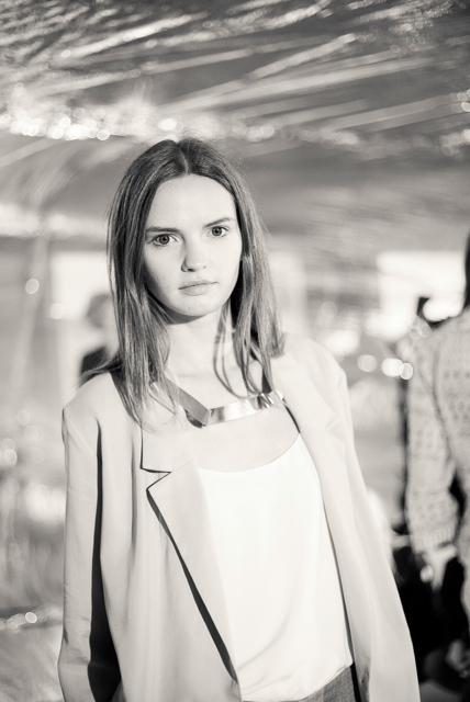 Maya Negri show model 2014