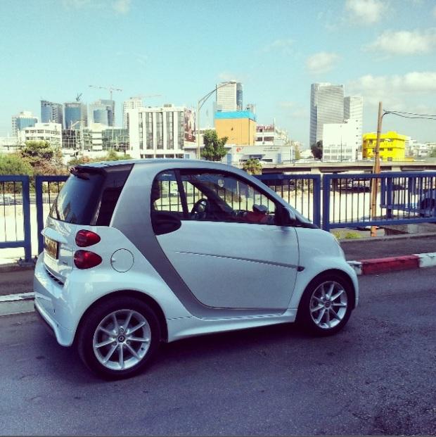 Smart Car, Tel Aviv City