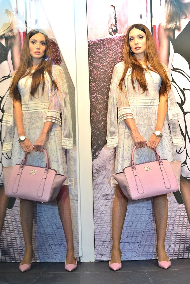 Fashion Blogger Ira Simonov Kikar Hamedina Special Spring Summer 2014 escada