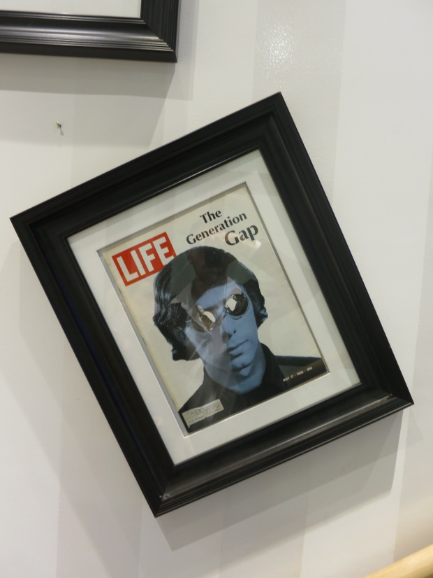 Life Magazine is in the house