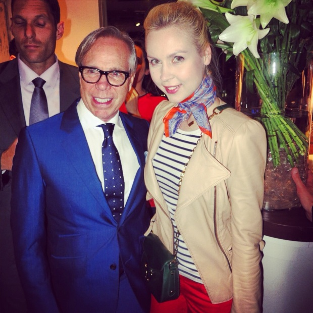One on one with one of the biggest name of fashion: Tommy Hilfiger