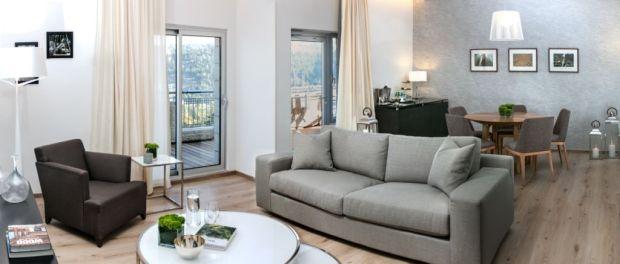 Hotel Yehuda Jerusalem Presidential Suite