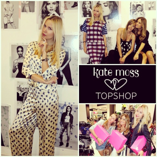TopShop Kate Moss