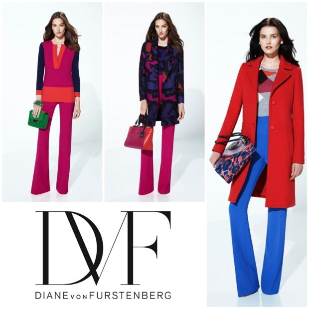 dvf new collection