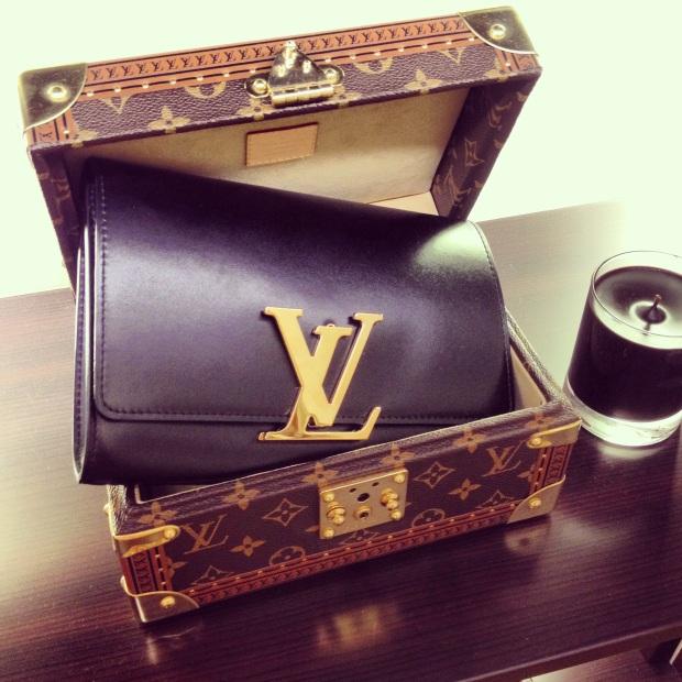 Louis Vuitton One Year Celebration Ira Simonov bag