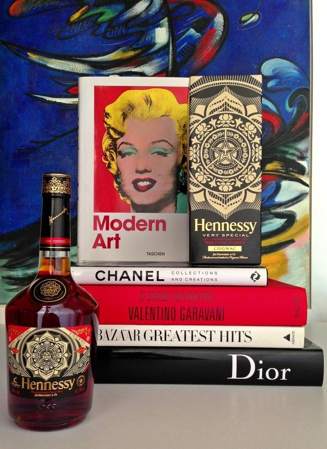 ira simonov irasimonov couturistic אירה סימונוב fashion lifestyle blog blogger hennessy הנסי cognac קוניאק very special limited edition modern art collage 2