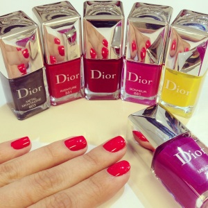 ira simonov irasimonov couturistic אירה סימונוב fashion lifestyle blog blogger yulia salon beauty dior nail polish