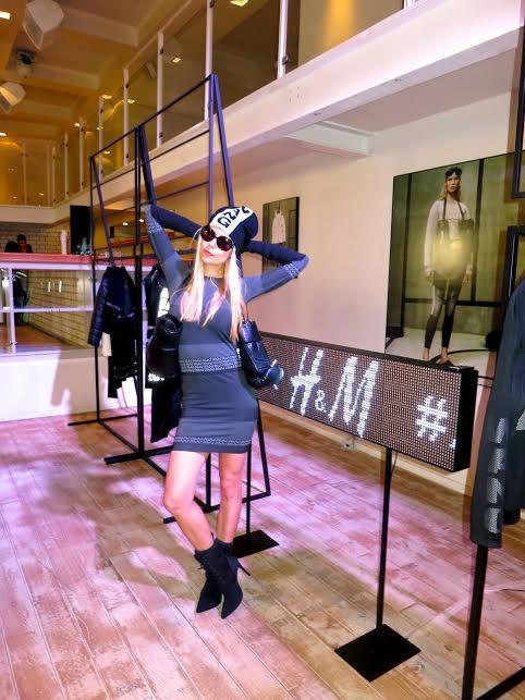 alexander wang x hm h&m ira simonov irasimonov couturistic fashion blog lifestyle אירה סימונוב אלכסנדר וונג 4