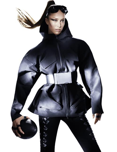 alexander wang x hm h&m ira simonov irasimonov couturistic fashion blog lifestyle אירה סימונוב אלכסנדר וונג michael jenson