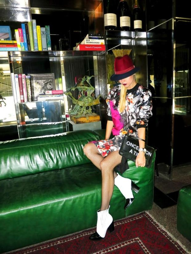 ira simonov irasimonov אירה סימונוב fashion blog blogger factory54 פקטורי cavalli