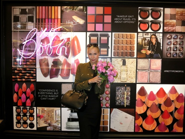bobbi brown makeup lesson ira simonov irasimonov אירה סימונוב fashion blog fashion blogger שיעור איפור בובי בראון couturistic prettypowerful
