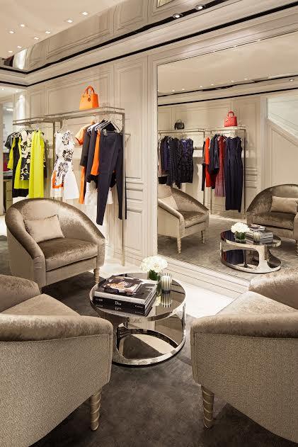 dior new store kikarhamedina boutique חנות דיור החדשה חדש כיכר המדינה בוטיק