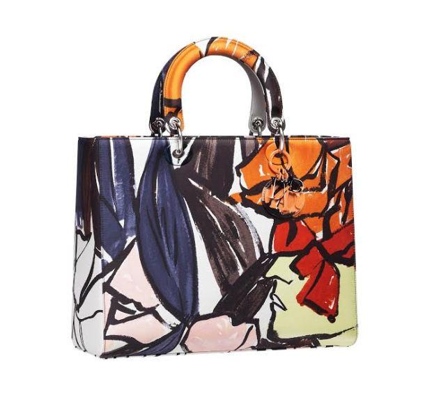 dior new store kikarhamedina boutique חנות דיור החדשה חדש כיכר המדינה בוטיק קוטור תיק צבעוני