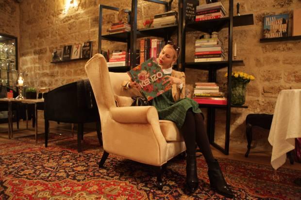 9 rooms opening ira simonov fashion blogger stylist web influential social media expert אירה סימונוב בלוג אופנה בולגרית סטייליסטית 9 רומס רומז חדרים nine ניין מובילת דעת קהל irasimonov couturistic