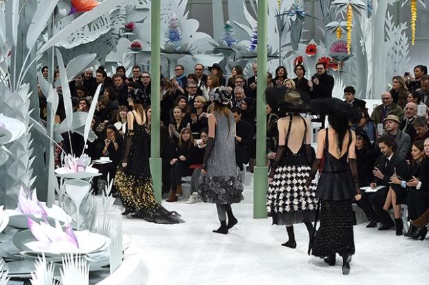 ParisFashionWeek irasimonov ira simonov couturistic fashion blog stylist web influential אירה סימונוב בלוג אופנה אירהסימונוב  2015 pfw שבוע האופנה פריז chanel שאנל 3