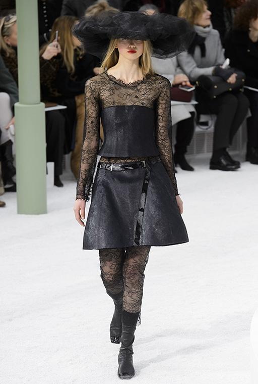 ParisFashionWeek irasimonov ira simonov couturistic fashion blog stylist web influential אירה סימונוב בלוג אופנה אירהסימונוב  2015 pfw שבוע האופנה פריז chanel שאנל 4