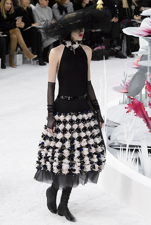 ParisFashionWeek irasimonov ira simonov couturistic fashion blog stylist web influential אירה סימונוב בלוג אופנה אירהסימונוב  2015 pfw שבוע האופנה פריז chanel שאנל 6