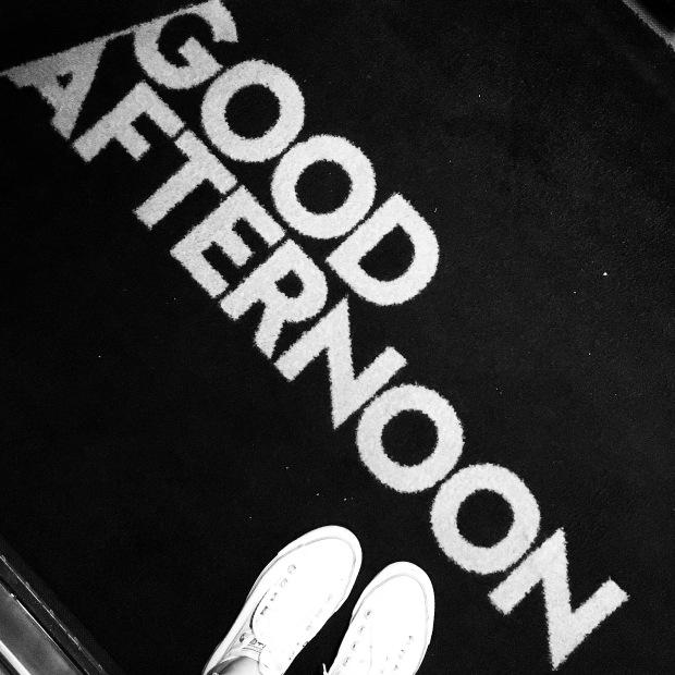 ira simonov mr porter amsterdam elevator greeting good afternoon